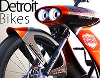 Detroit Shared Bike Design
