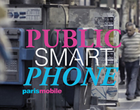 Paris Mobile - Public smart phone