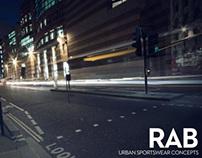 Rab Urban Sportswear Concepts