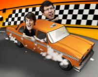 Talk Show Taxi