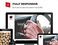 FlowerBomb - Multipurpose Responsive Masonry Theme
