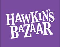 Hawkins Bazaar Rebrand