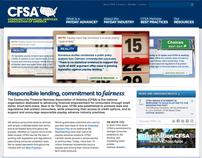 Community Financial Services Association Website