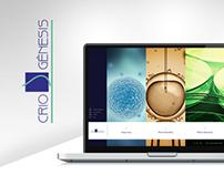 Site | Criogênesis