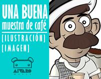 Una Buena Muestra de Café