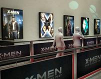 X-Men: Days of Future Past premiere in México.