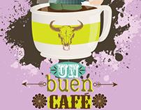 Un buen café.