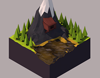 Isometric World #2