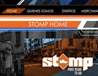 Stomp - Web Site