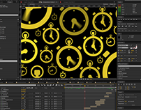 CITRINE Timesheet After Effects | BlackCloud