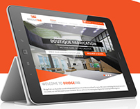 Responsive Website Design - BridgeFab