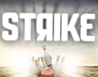 STRIKE HUNGER | Bowling Fundraiser 11.21.12 [Flyer]