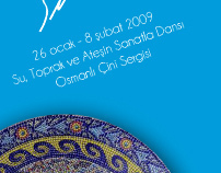 Sitki Olcar Ottoman Tile Exhibition