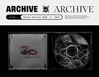 Poster Archive - 2021
