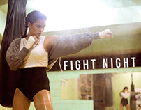 Fashion Athletics: Fight Night