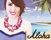 Post Card - Hawaii