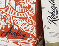 Artistry Blends | Coffee Packaging