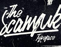 Scamfuk Typeface (Plus Bonus)