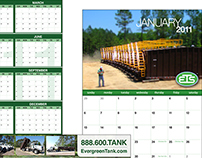 ETS Calendars (wall, flip, desk)