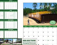 ETS Calendars (wall, flip, desk)