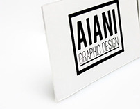 Stationary package essentials - Aiani Graphic Design