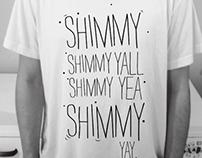 Shimmy Tees