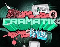 Gramatik tour poster