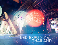 Booth L&E / LED EXPO 2014