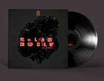 Le Shakes EP Artwork