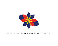 Microcawesome Branding and Web Icons