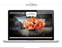 BLUE JASMINE - Website proposal