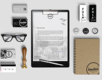 corporate identity//boutique hotel