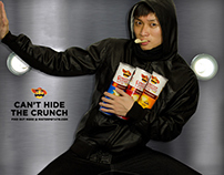 Can't Hide The Crunch