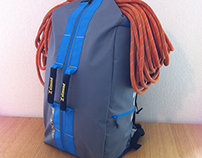 PRODUCT DESIGN - SIMOND ROCKBAG