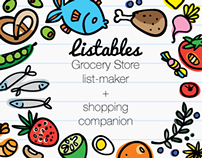 Grocery Shopping Software Research for mobile and web