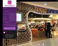 Century Square - Microsite of Asia Mall