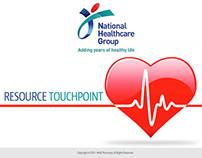 NHG Pharmacy iPad App