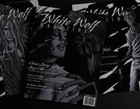 White Wolf Magazine Rebrand