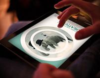 Tablet Creative Portfolio
