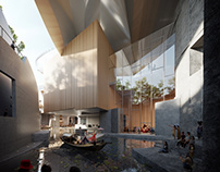 Performance Center in Shenzen | EMBT