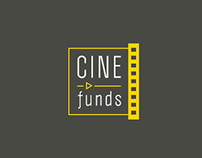 Cine Funds Logo ( solid version )