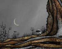 Ilustraciones para web