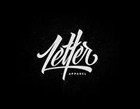 Recent Custom Lettering & Logo