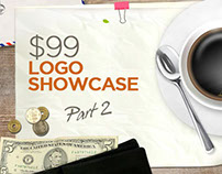 99$ Logo Design - Part 2