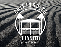 Logo para Chiringuito  [] Beach bar logo