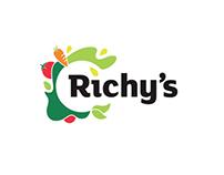 Rebranding Richy's