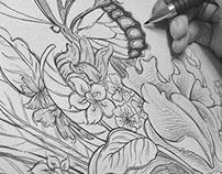 Hand Drawings