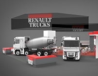 Renault stand