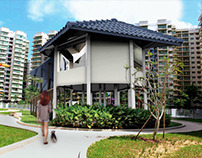 Kopi Kaki Pavilion Design