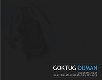 Goktug Duman Design Portfolio